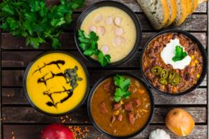 Gusto Suppen und Eintöpfe